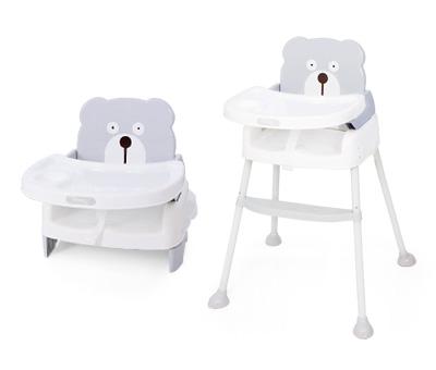 포터블 유아 식탁의자