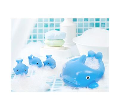 스위밍토이즈-돌고래가족