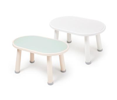 리버서블 매트 유아 테이블